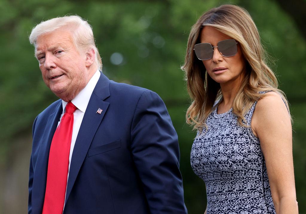 Inside the tension between Melania and Ivanka Trump