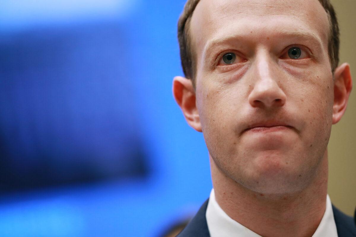 Mark Zuckerberg Chip Somodevilla/Getty Images