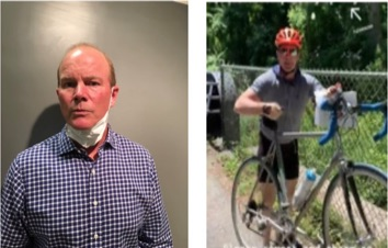 Maryland Park Police Arrest Cyclist Suspect Who Assaulted Teens with George Floyd Posters