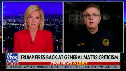 TX Lt. Gov. Dan Patrick Attacks 'The Left' Says Nation Won't Solve Racism Until It 'Turns to God'