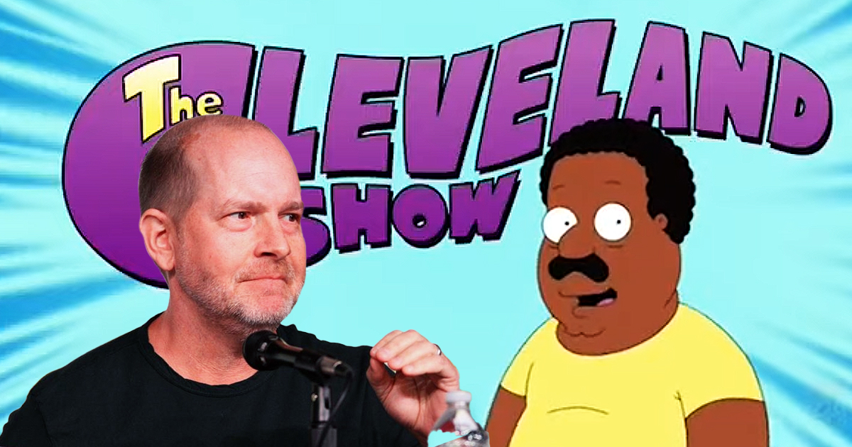 Family Guy: Cleveland Voice Changing — Mike Henry Leaving, Black Actor