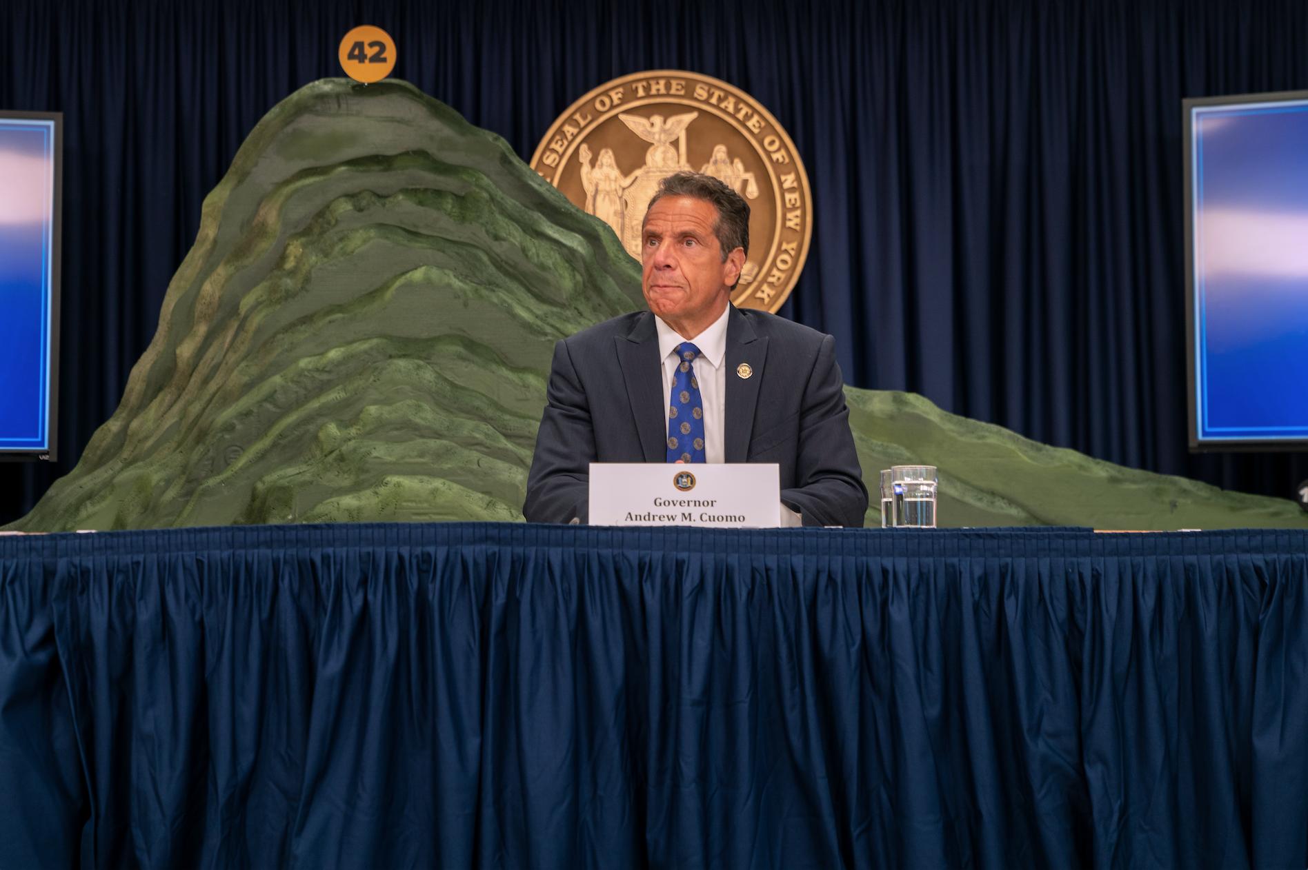 Andrew Cuomo David Dee Delgado/Getty Images