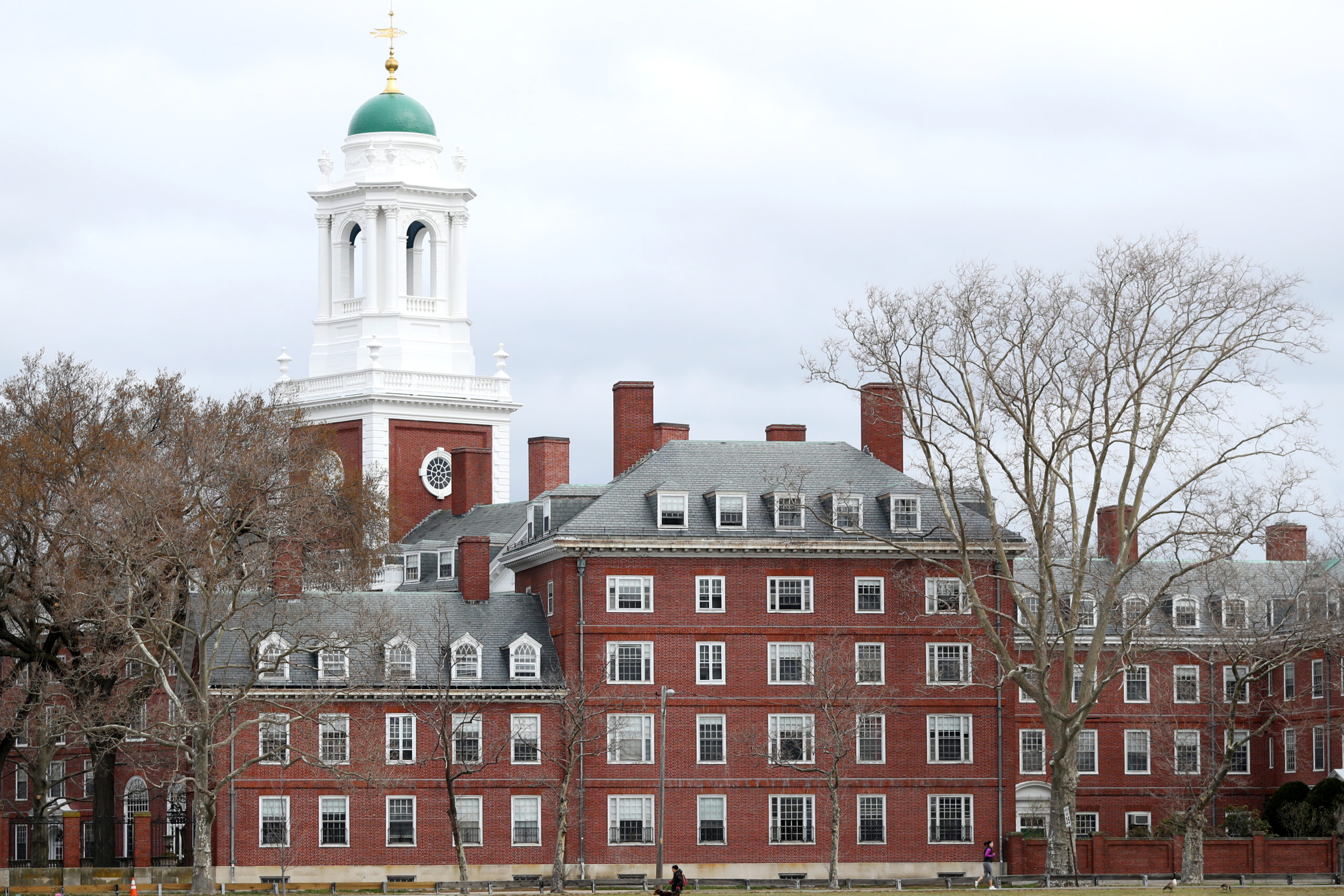 Harvard Students Will Pay $49,653 for Remote Learning