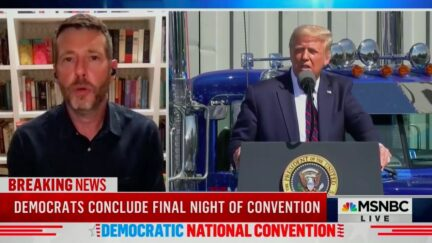 David Plouffe Warns Trump Will 'Dig His Own Political Grave' If He Doesnt' Broaden Message at RNC