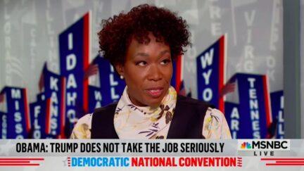 Joy Reid Highlights Obama's Chilling Message in DNC Speech