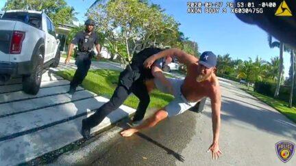 Body Cam Video of Brad Parscale Arrest