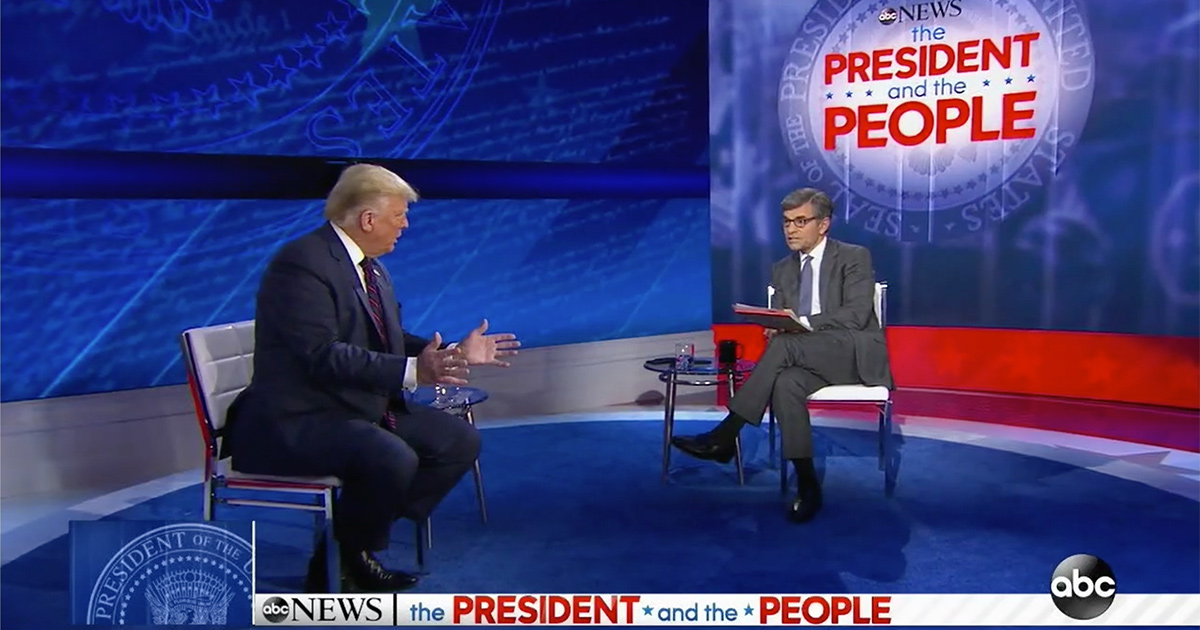 Abc News Town Hall Beaten By Two Fox News Primetime Shows