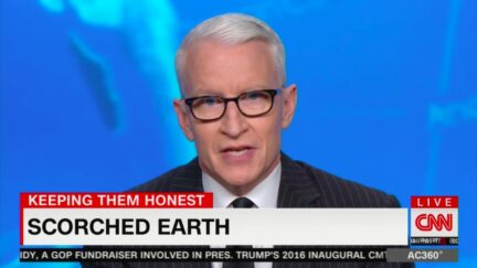 Anderson Cooper Scores Top Five Ratings in the Demo on Tuesday