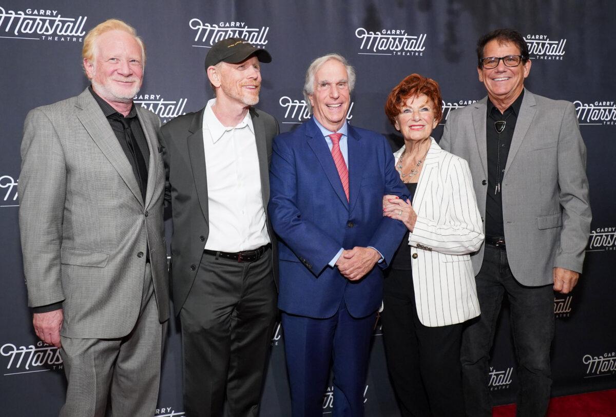 Happy Days Cast Reunite