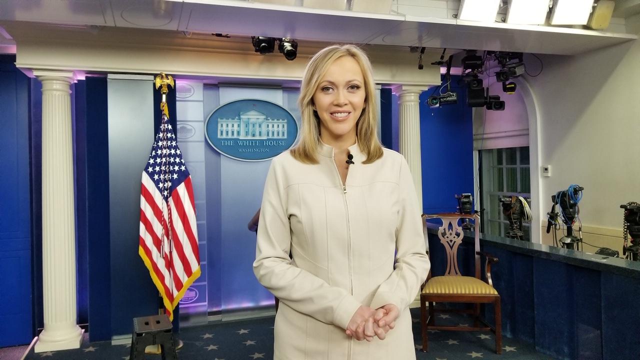 Paula Reid of CBS News