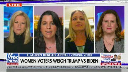 Martha MacCallum Interviews Former GOP Senate Staffer on Women Voter Panel, Doesn't Disclose Her Past