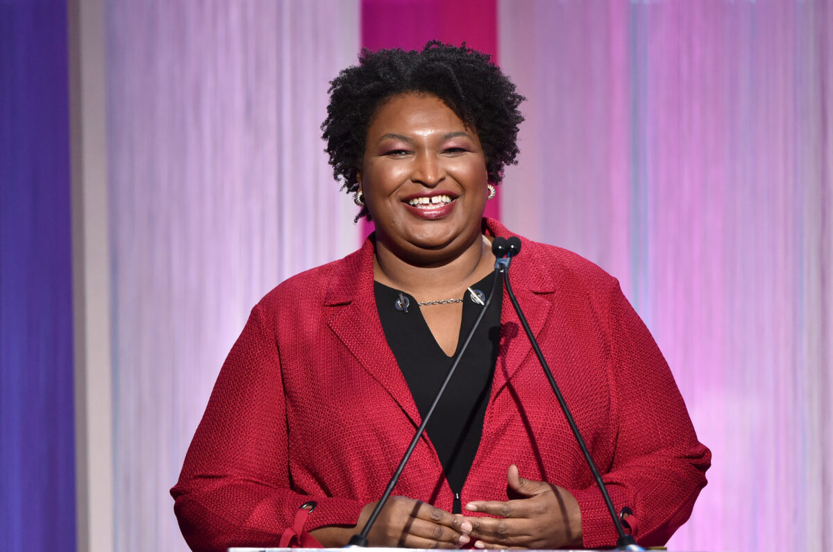 Stacey Abrams Answers Burning Question in Nerd-tastic Detail: Star Trek or Star Wars?