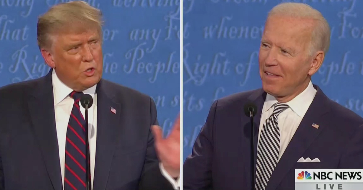 Trump, Biden Will Participate In Competing Town Halls After Debate Cancelation
