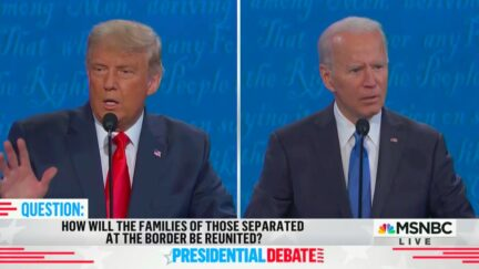 Trump Dodges Answer on Reuniting Immigrant Children With Their Parents