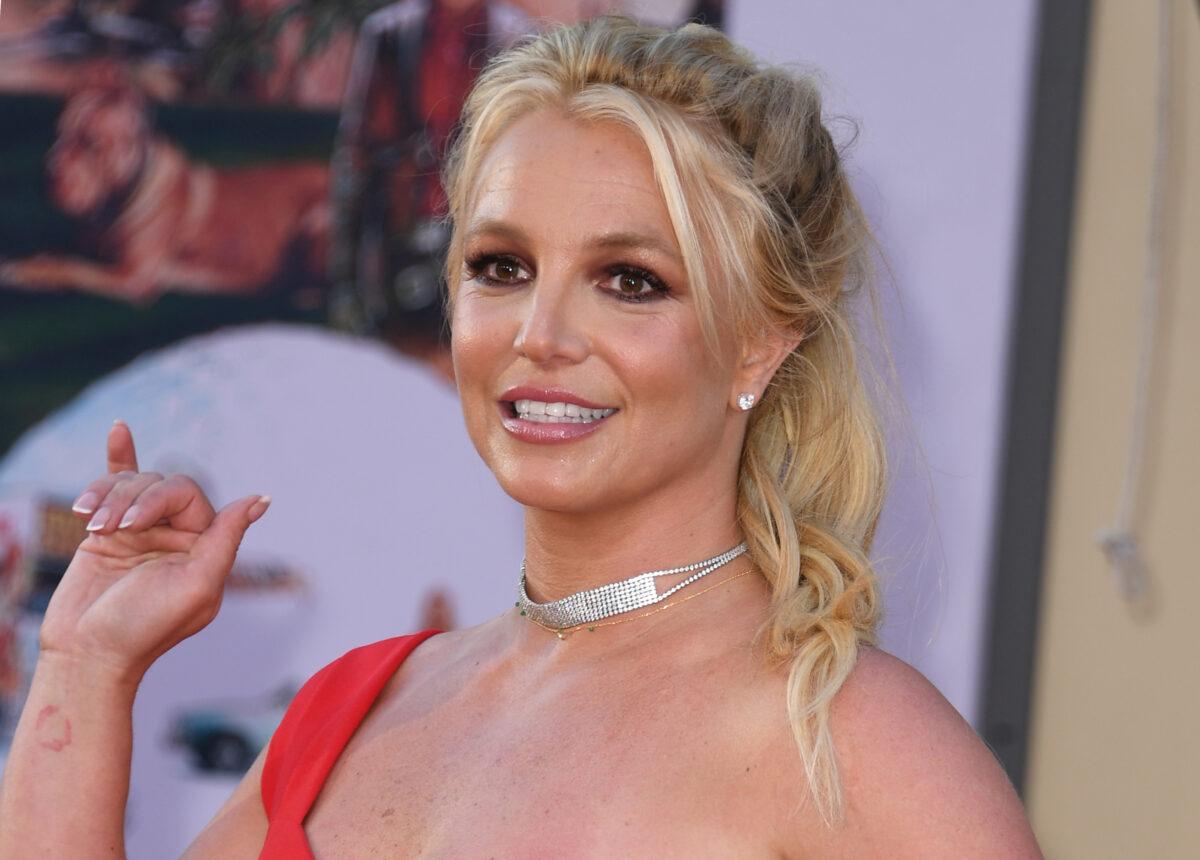 Britney Spears Dad Conservator