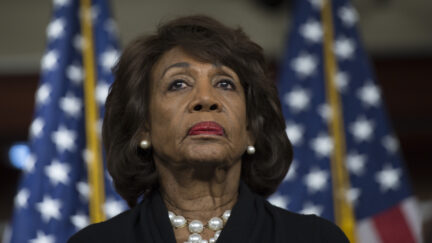 Maxine Waters Andrew Caballero-Reynolds/Getty Images