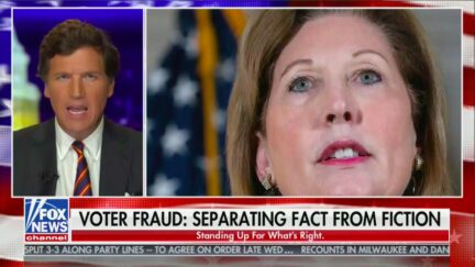Tucker Carlson Calls Out Sidney Powell for Outrageous Election Fraud Claims
