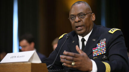 Retired Gen. Lloyd Austin