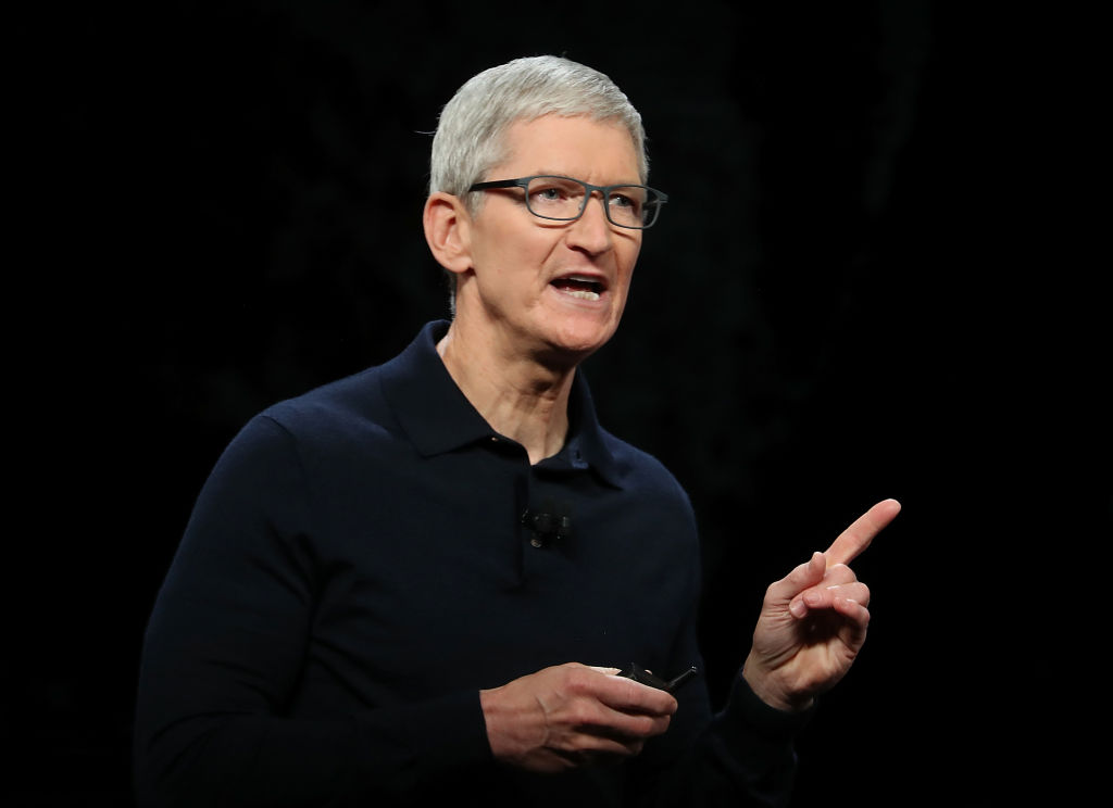 Apple CEO calls for stricter corporate, government climate goals at UN summit