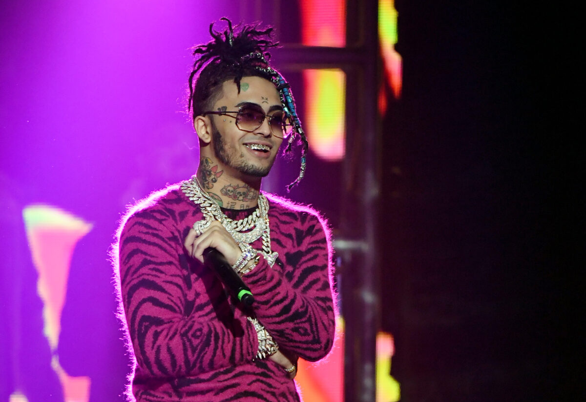 Lil Pump Banned from JetBlue for Refusing to Wear a Mask