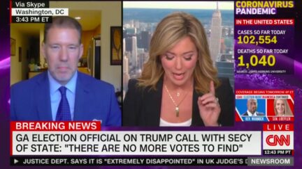 Brooke Baldwin Quotes GA GOP on Likely Senate Runoff 'Shitshow'