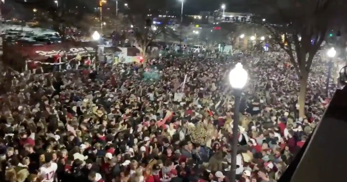 Alabama football: 14 arrested, two injured in fans title