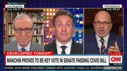Michael Smerconish Says Joe Manchin Helping Biden Keep Progressive Policies in Check