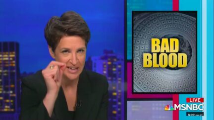 Rachel Maddow Shreds John Cornyn for Blockign Asst. AG Nominee Who Exposed Racist Texas Cop