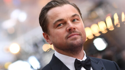 Leonardo DiCaprio Another Round