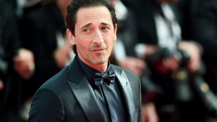 Adrien Brody at