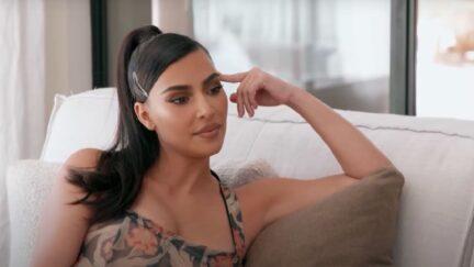 Kim Kardashian Bar Exam