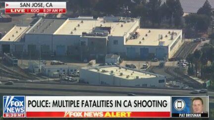 Pat Brosnan on Fox News