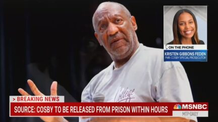 Former Cosby Prosecutor Explains Release From Prison: Supreme Court is Saying 'Bill Cosby Should Never Have Been Arrested'