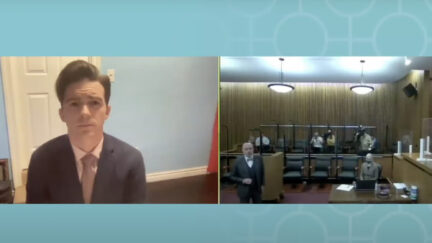 drake bell in court