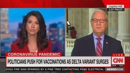 Kevin Cramer on CNN Newsroom With Ana Cabrera