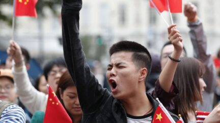 China Chinese Protest