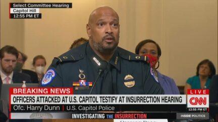 Capitol Police Officer Harry Dunn