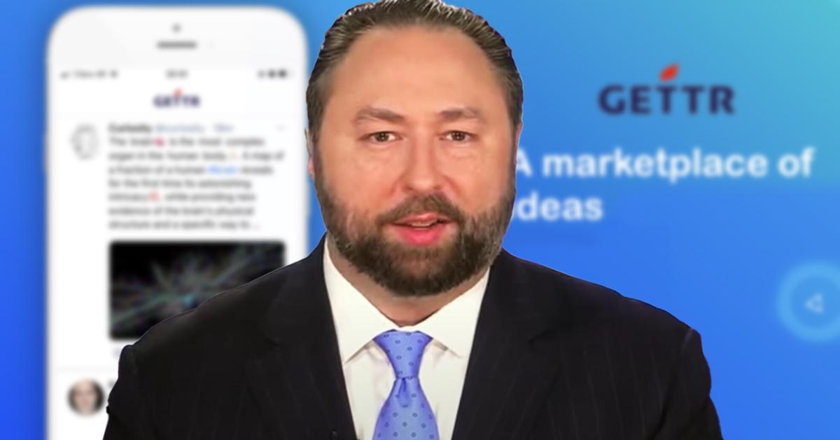 New MAGA Social Site Gettr Gets Mocked on Twitter