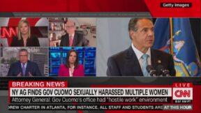CNN's David Chalian Comments on Andrew Cuomo Probe