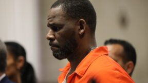 R Kelly Appears In Court in Chicago For Status Hearing