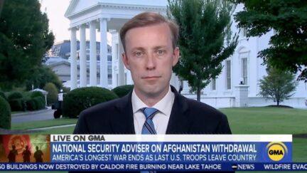 Jake Sullivan Talks Taliban on ABC