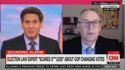 Rick Hasen on CNN August 5
