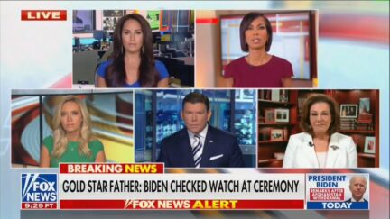 Bret Baier Says Biden Could've Been Checking Late Son's Rosary, Not Watch