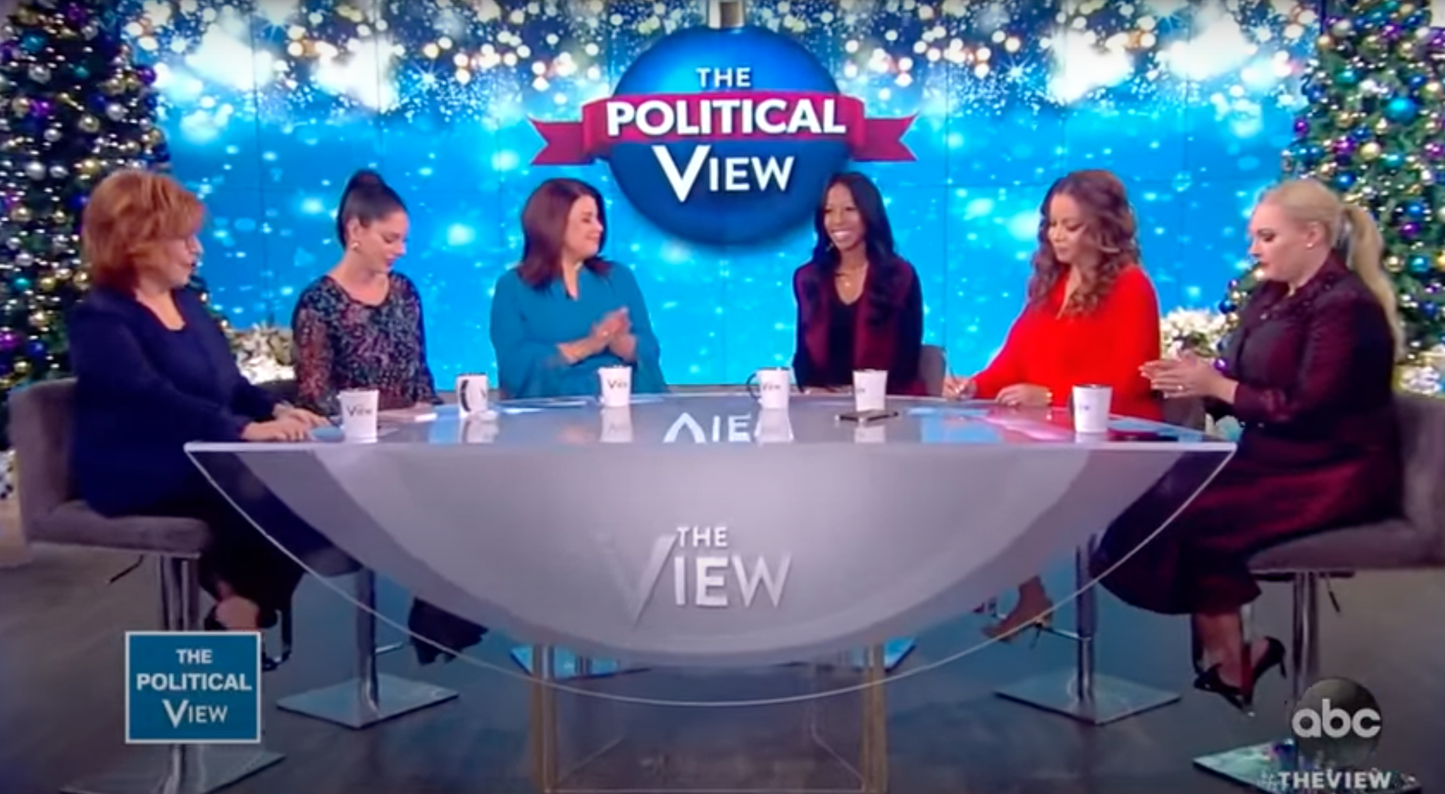 Mia Love on the View