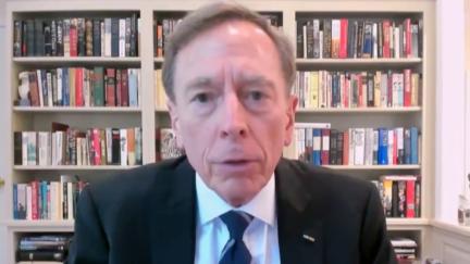 David Petraeus Rips Afghanistan Pullout