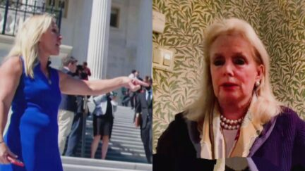 Debbie Dingell Dishes to MSNBC on Her Epic Smackdown With Marjorie Taylor Greene