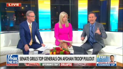 Brian Kilmeade calls on Milley to Resign