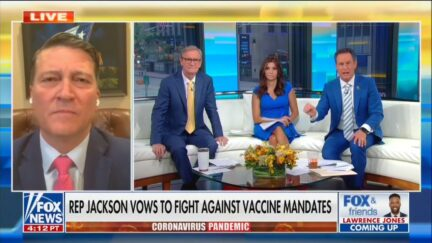 Brian Kilmeade: Why Doesn't Biden Call Out 'African-Americans Who Put Him in Office and Yell at Them to Get the Shot?'