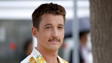 Miles Teller at The 72nd Annual Cannes Film Festival