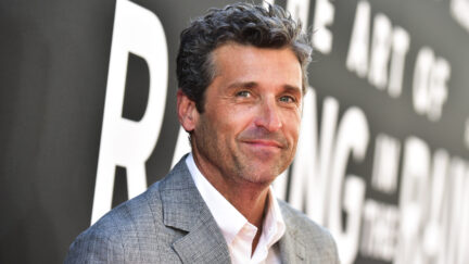 Patrick Dempsey at Premiere Of 20th Century Fox's